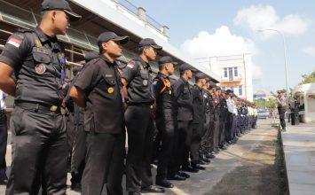 Pengarahan Menyikapi Situasi Nasional Lawan Berita Hoax- Binmas Polda Kepri - Satpam PT. Putra Tidar Perkasa