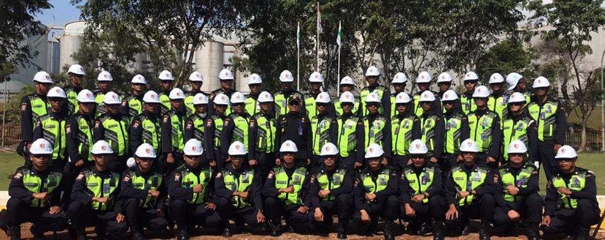 Security Guard Service in Batam - PT. Putra Tidar Perkasa