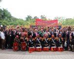 Drumband Satpam Canka Putra Perkasa event Rakernas ke-5 APSI