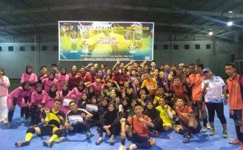 Futsal Turnamen Lintas Negara 2019 - Trofeo - PT. Putra Tidar Perkasa