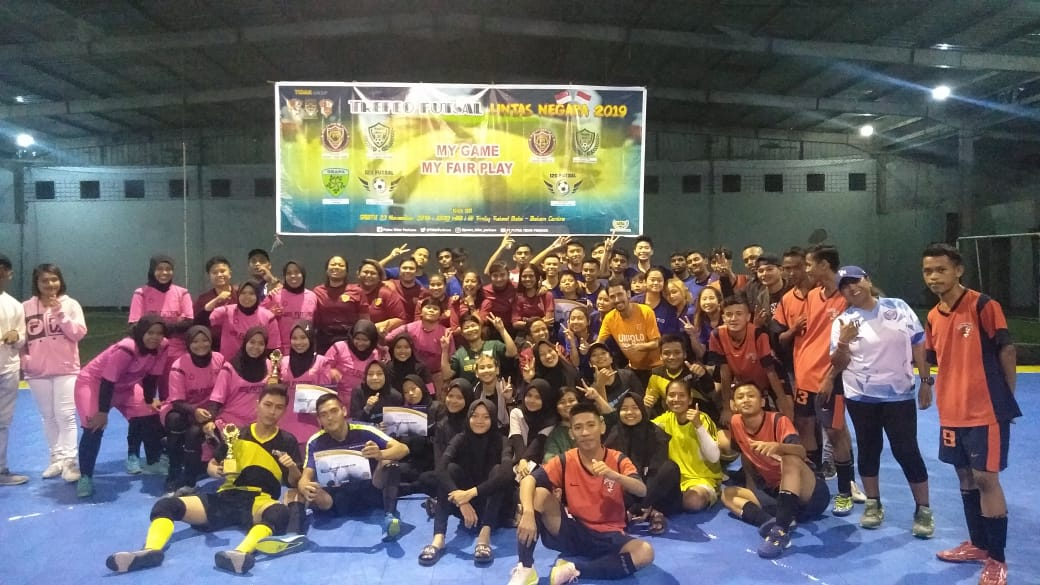 Jalin Silaturahmi Antar Negara, PTP Gelar Turnamen Futsal Trofeo Lintas Negara 2019