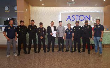 Jasa Keamanan di Batam - Aston Inn Gideon