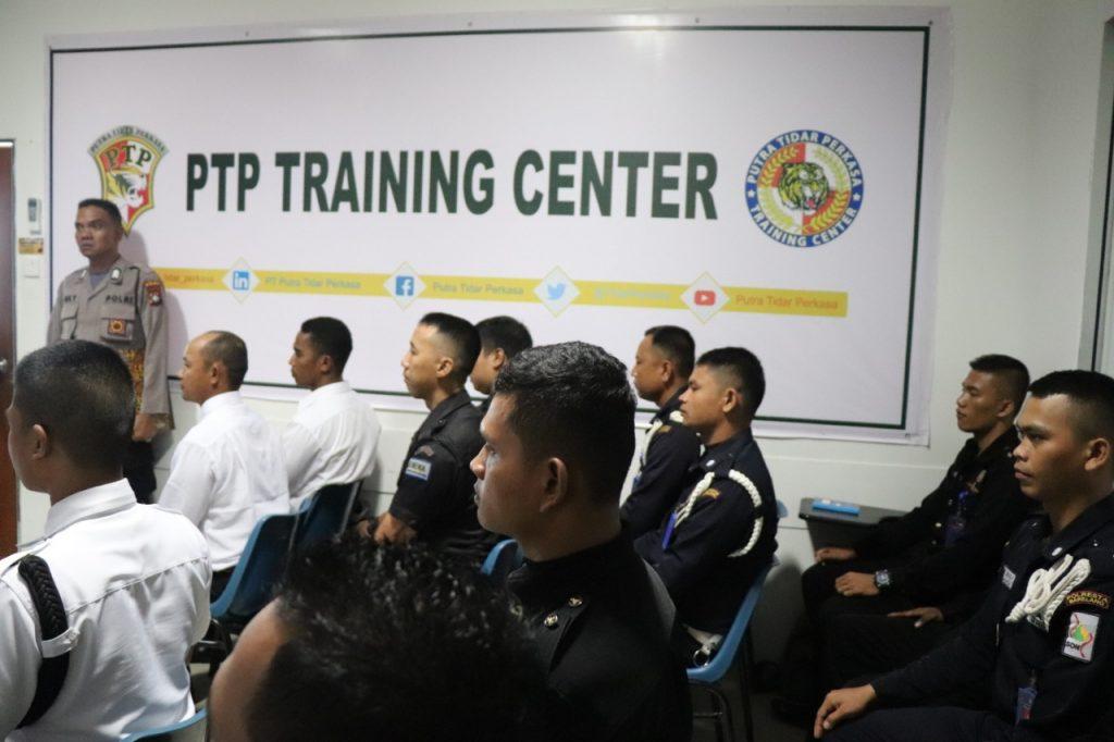 Pelatihan Gada Pratama angkatan 45  - PTP Training Center - di Kota Batam - 1