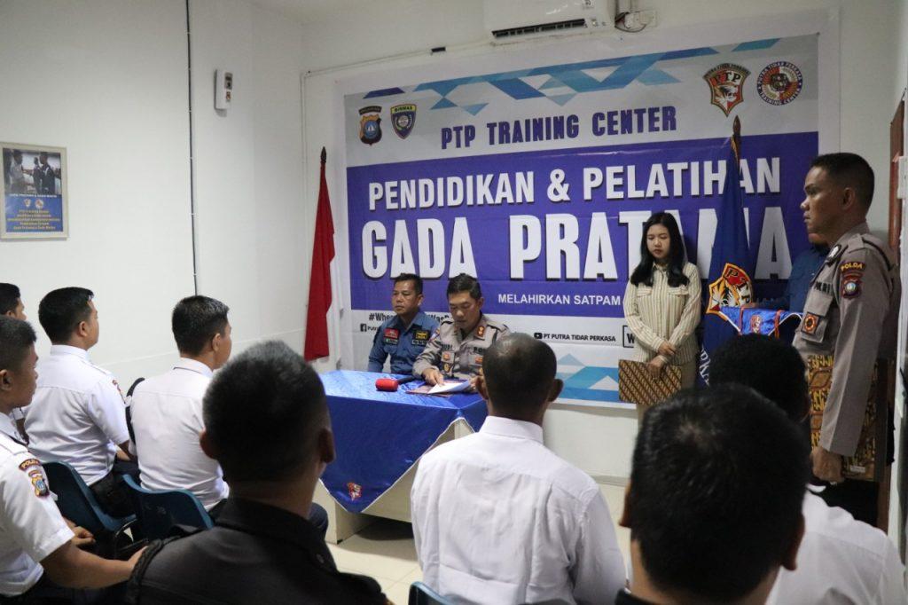 Pelatihan Gada Pratama angkatan 45  - PTP Training Center - di Kota Batam