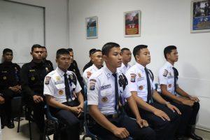 Pelatihan Satpam Gada Pratama Angkatan XLV di Gelar PTP Training Center Melahirkan para Satpam Handal dan Profesional