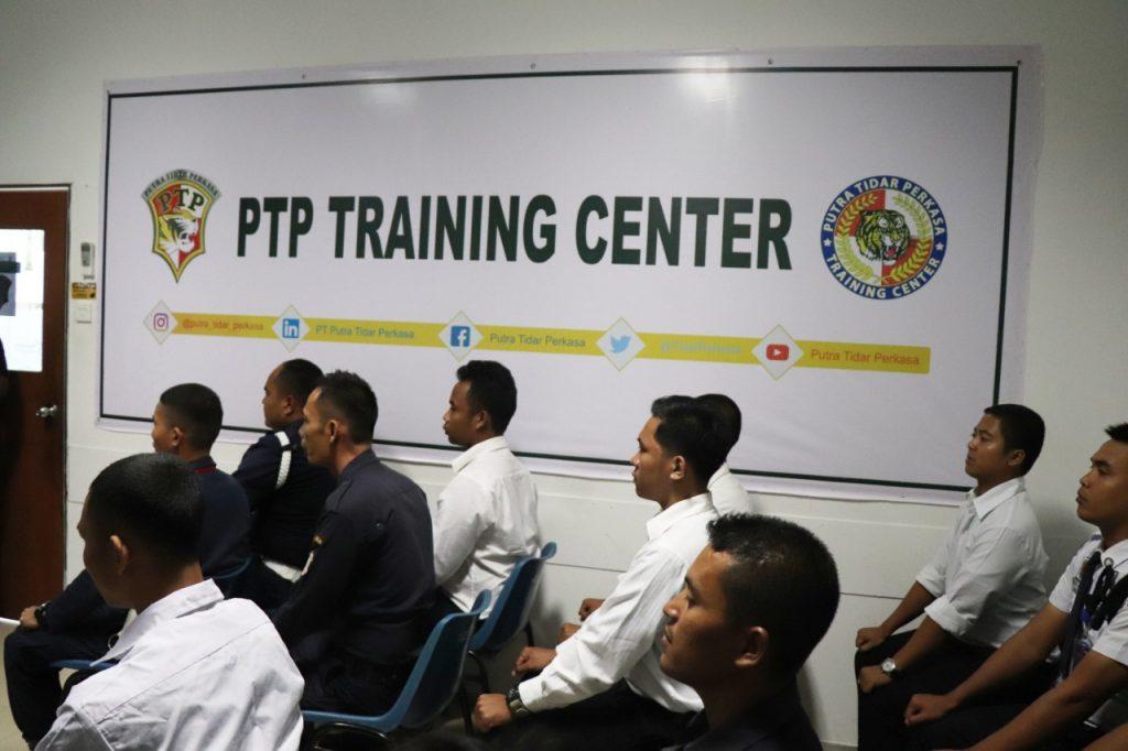 Pelatihan Satpam Gada Pratama di Kota Batam - PTP Training Center - angkatan ke XLIV tahun 2019 - Ayo Daftar