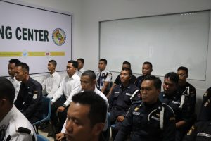 Buka Pelatihan Satpam Gada Pratama Angkatan XLIV, PTP Training Center Kerjasama dengan Ditbinmas Polda Kepri