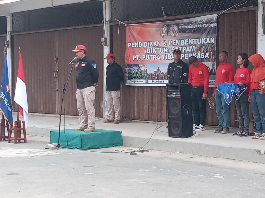 You are currently viewing Melahirkan Satpam Profesional, Putra Tidar Perkasa Buka Diktuk Satpam Angkatan XLVII & XLVIII
