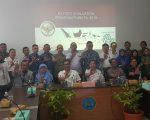Evaluasi Program P4GN 2019 bersama BNNP Kepri - PT Putra Tidar Perkasa