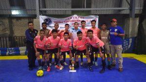 PTP Bina Anak Muda Kota Batam dalam Olahraga Futsal