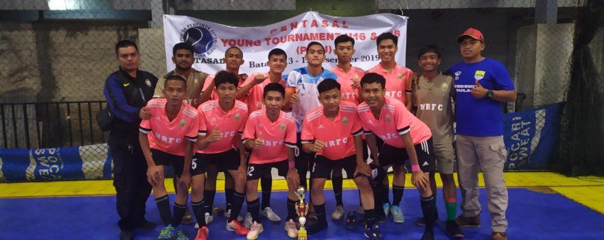 Macan Tidar FC - Pentasal Kepri 2019 - juara III