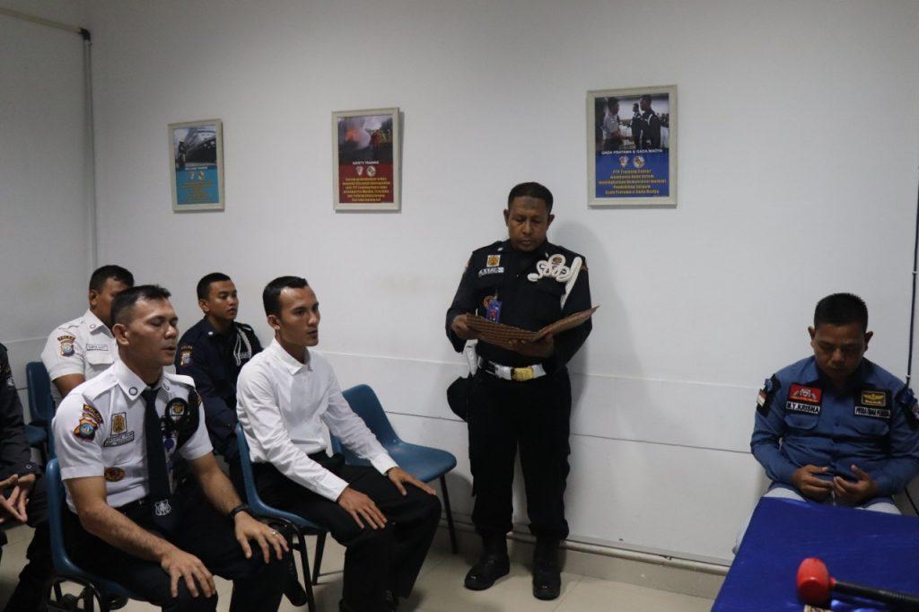 Pelatihan Gada Pratama angkatan 46 - PTP Training Center - Pelatihan Satpam di Kota Batam - Ayo Daftar