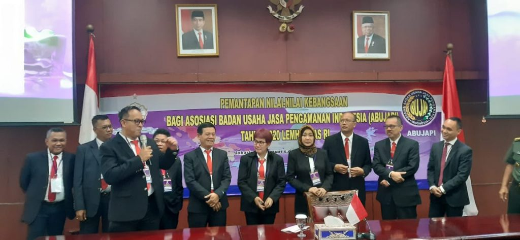 Dirut PTP Ikuti Pelatihan Lemhannas RI Pelatihan Taplai Kengsaan