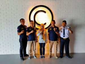 Awal Tahun Baru 2020, PTP Mendapatkan Kepercayaan PT. LFC Teknologi Indonesia