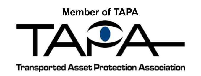 Member of TAPA -PTP