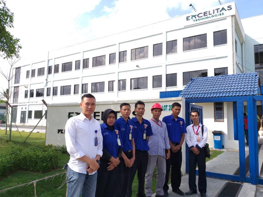Cleaning Service di Batam - Putra Tidar Perkasa - PT. Excelitas Batam