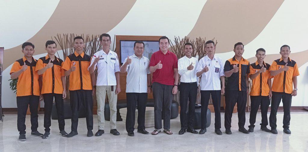 Cleaning Service di Pangkalpinang Bangka Belitung - Putra Tidar Perkasa - Hotel Santika Bangka