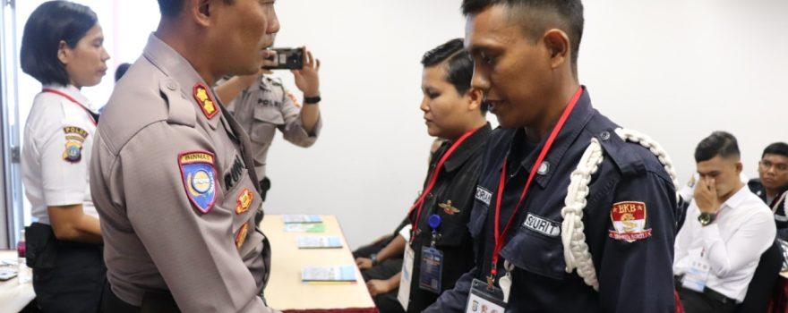 Jasa Pelatihan Satpam Gada Pratama angkatan VII - PTP Training Center - Kota Batam - Security Guard