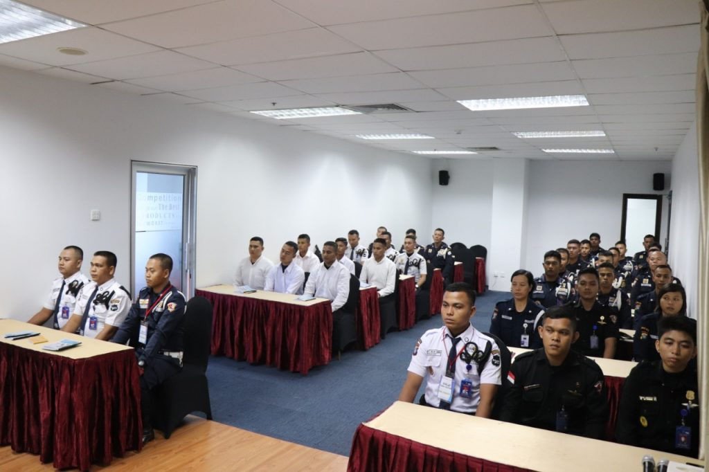 Jasa pelatihan satpam 2020 - PTP Training Center - Kota Batam