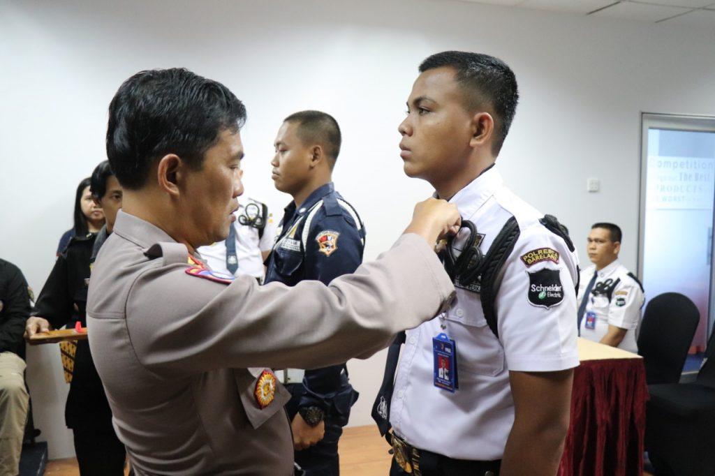 pelatihan satpam 2020 - PTP Training Center - Kota Batam