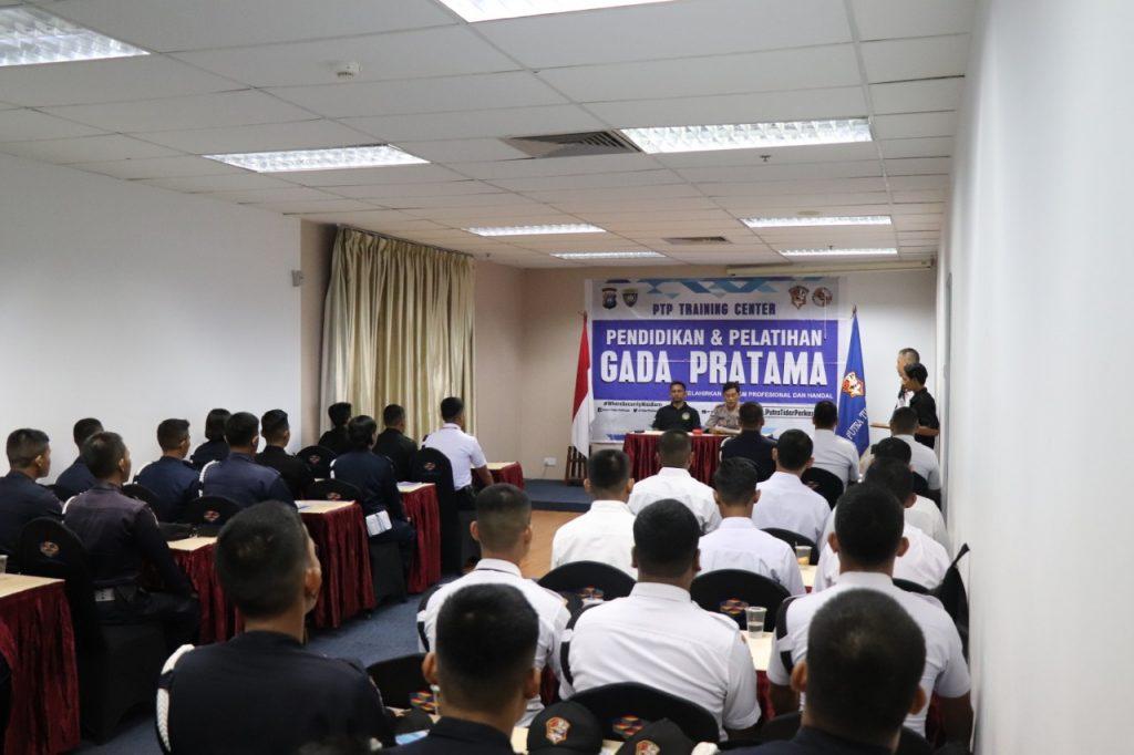pelatihan satpam di batam - PTP Training Center - Kota Batam