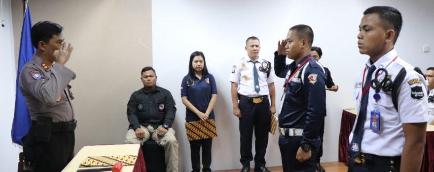 toko perlengkapan satpam di batam - PTP Training Center - Kota Batam