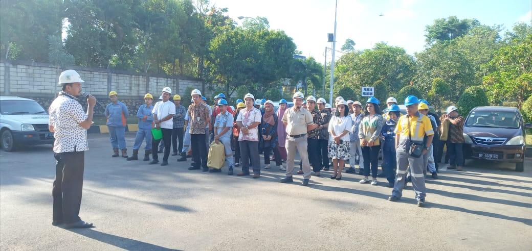 Read more about the article PT. Trakindo Utama Beri Apresiasi Vendor Terbaik yang diterima oleh PTP