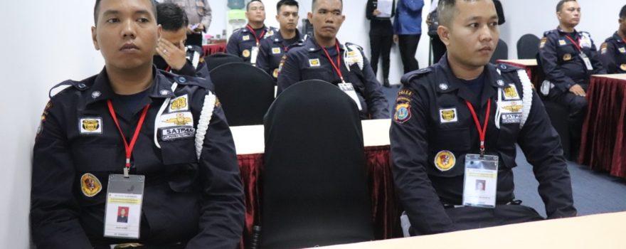 Pelatihan Satpam Gada Pratama di Kota Batam - LPK Putra Tidar Perkasa - Disnaker Kota Batam - 3