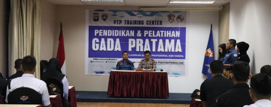 Pelatihan Satpam Gada Pratama di Kota Batam - angkatan XLIX - PTP Training Center - 2