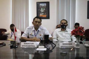 Persiapan Pengamanan Lebaran, PTP Apel Secara Daring  Gelar Operasi Ketupat Tidar 2020