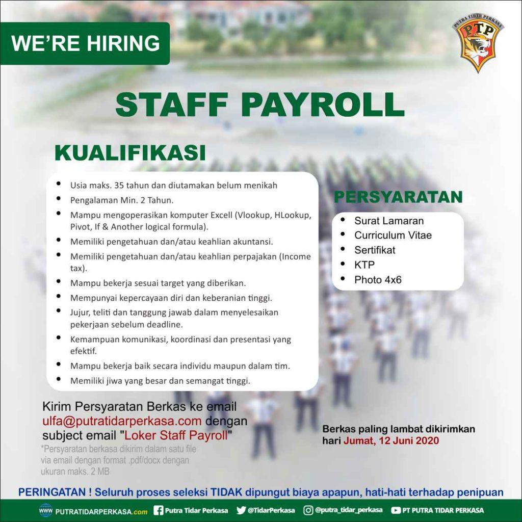 Loker Staff Payroll