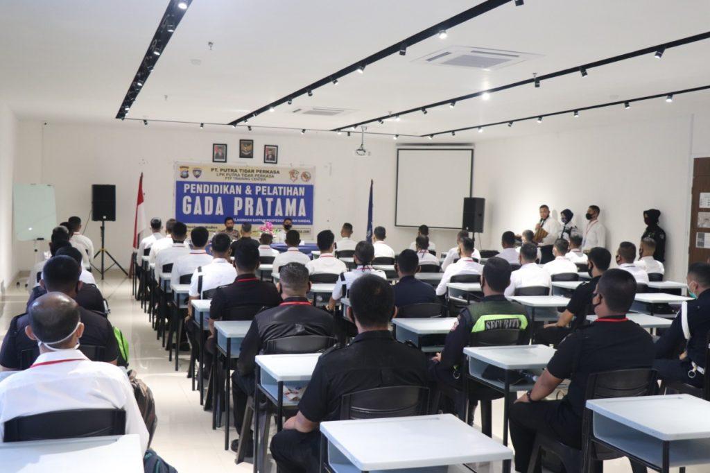 Pelatihan Satpam Gada Pratama - Batam - Putra Tidar Perkasa - angkatan LI 51 - Ayo Daftar