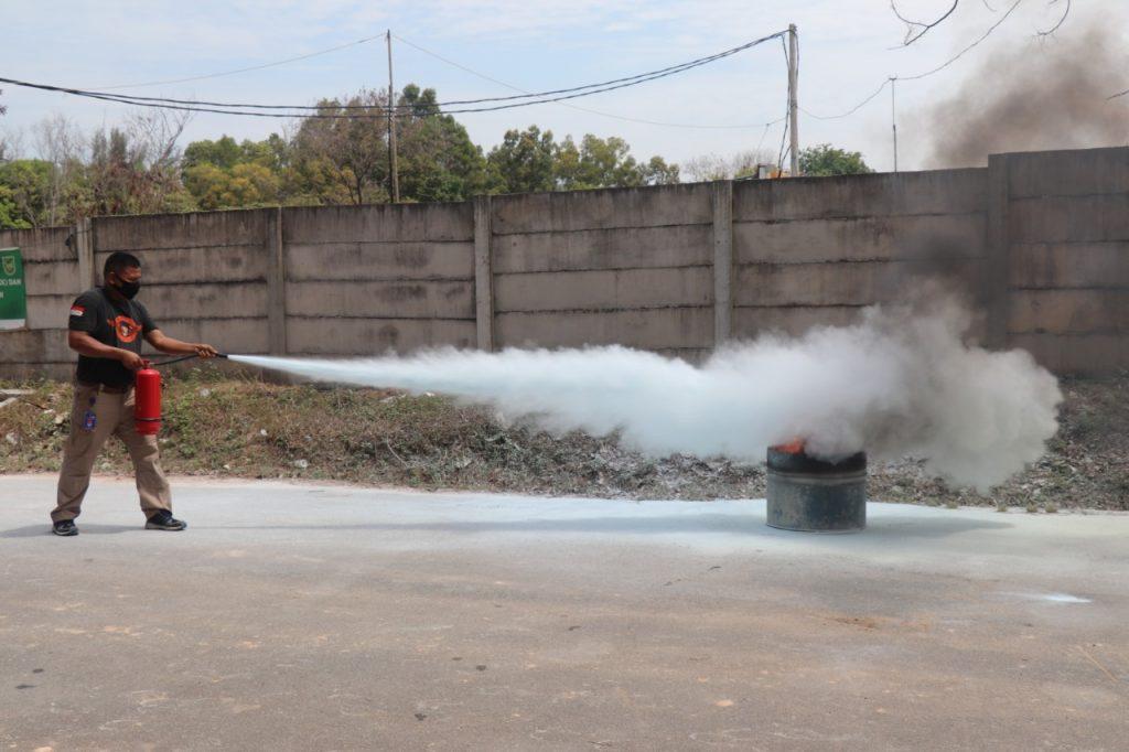 Firewarden Training - Pelatihan Petugas Kebakaran Kelas D - di Kota Batam -