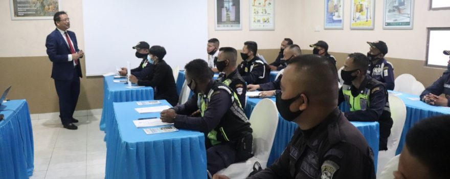 Firewarden Training - Pelatihan Petugas Kebakaran Kelas D - di Kota Batam