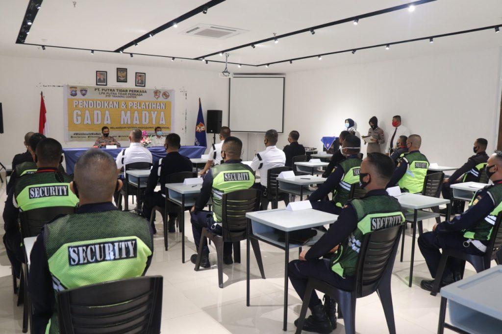 Pelatihan Gada Madya di Batam - PTP Training Center - angkatan IX
