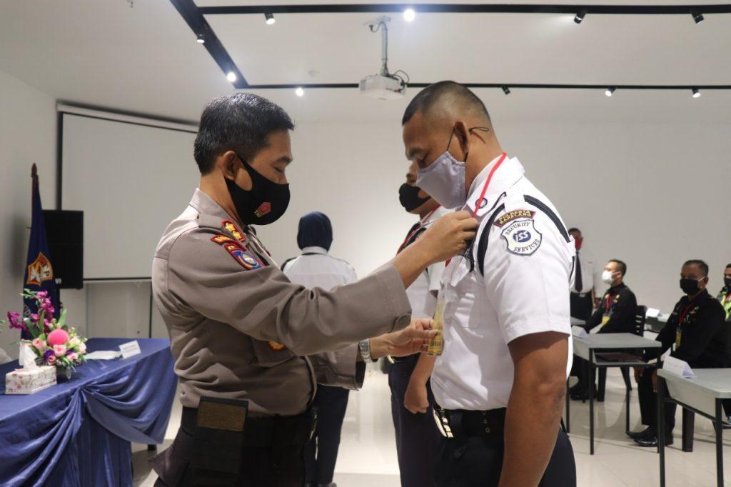 Pelatihan Satpam Gada Madya di Batam - PTP Training Center - angkatan IX