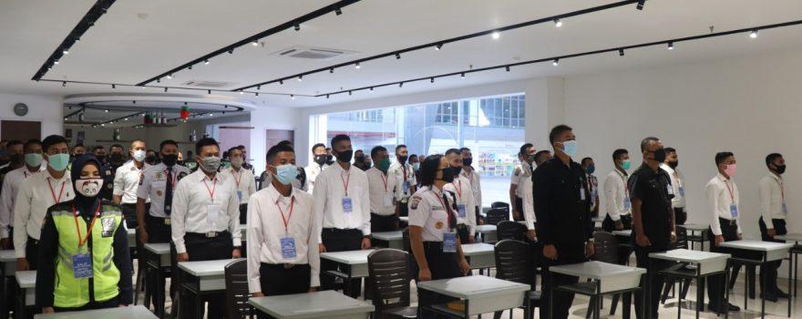 Pelatihan Satpam Gada Pratama di Kota Batam - Angkatan LII 52 - PTP Training Center - Ayo Daftar