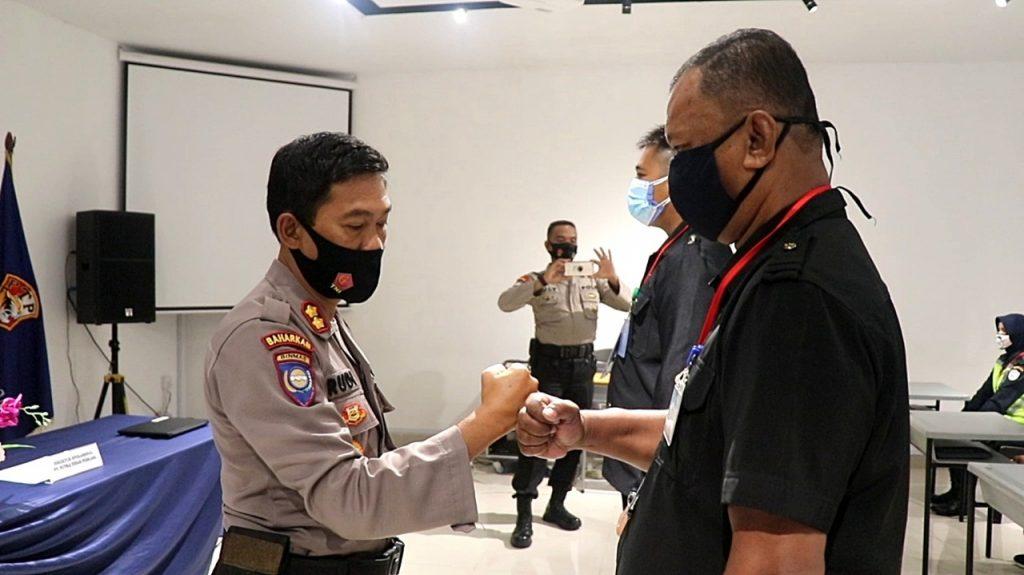 Pelatihan Satpam Gada Pratama di Kota Batam - Angkatan LII 52 - PTP Training Center - Tanjung Pinang, Tanjung Balai Karimun