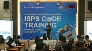 Puluhan Satpam Pelabuhan Ikuti Pelatihan ISPS Code