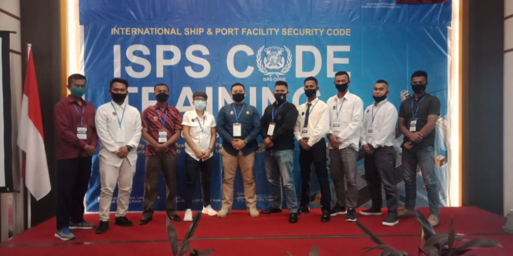 ISPS Code Training IMO Course 3.24 Security - batch 15 - Putra Tidar Perkasa - 2