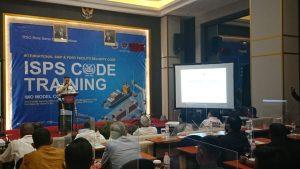 Tingkatkan Kompetensi Satpam Melalui Training PSG IMO Course 3.24 Security