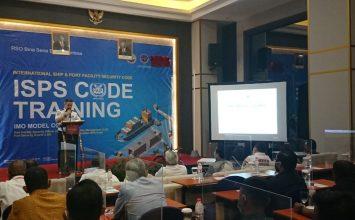 ISPS Code Training IMO Course 3.24 Security - batch 15 - Putra Tidar Perkasa