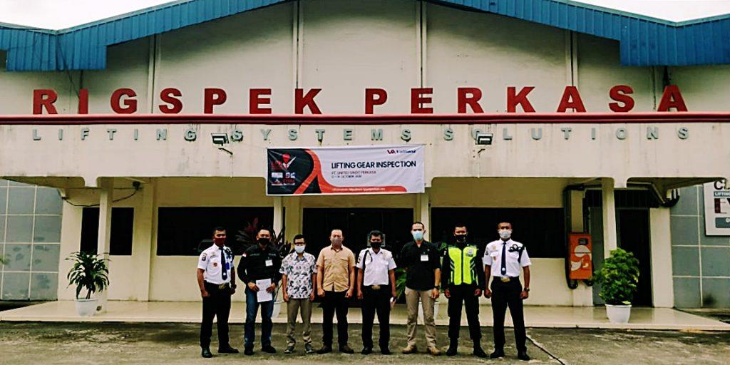 Jasa Pengamanan Satpam di Batam - PT Rigspek Perkasa percayakan kepada PT Putra Tidar Perkasa