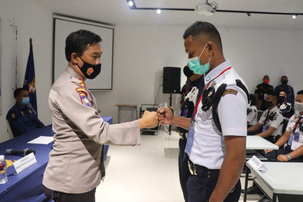 Pelatihan Gada Pratama - Satpam - PTP Training Center