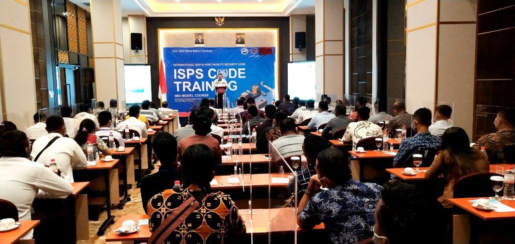 ISPS Code Training IMO Course 3.25 Security - Putra Tidar Perkasa - batch 16 - 3