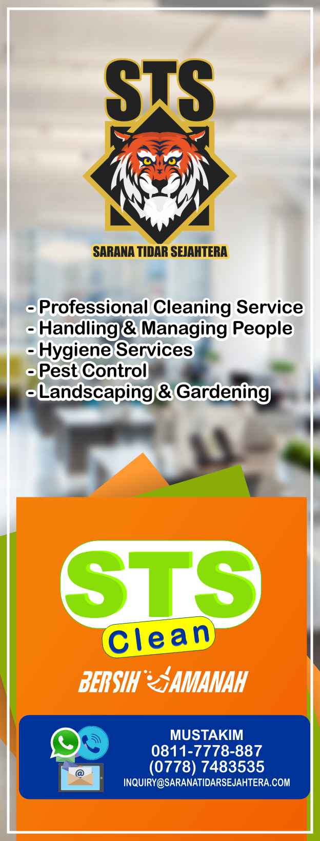 Cleaning Service di Batam