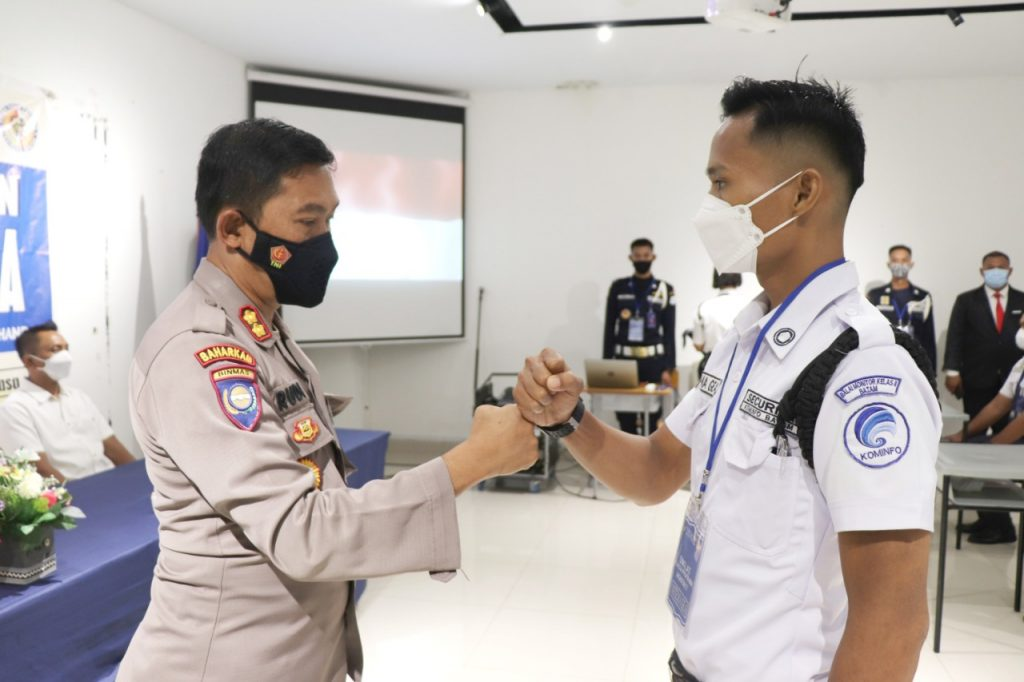 Pelatihan Gada Pratama LVII di Kota Batam - Putra Tidar Perkasa - (3)