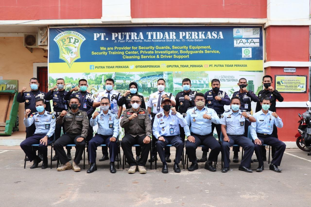 PTP Jalin Kerjasama dengan BAPAS Kelas II Tanjungpinang