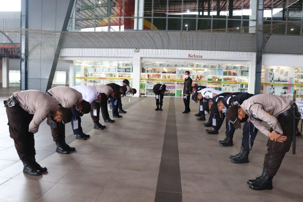 Uji Kompetensi Gada Pratama di Batam - Putra Tidar Perkasa bekerjasama dengan LSP P-2 Sekuriti PP Polri (6)