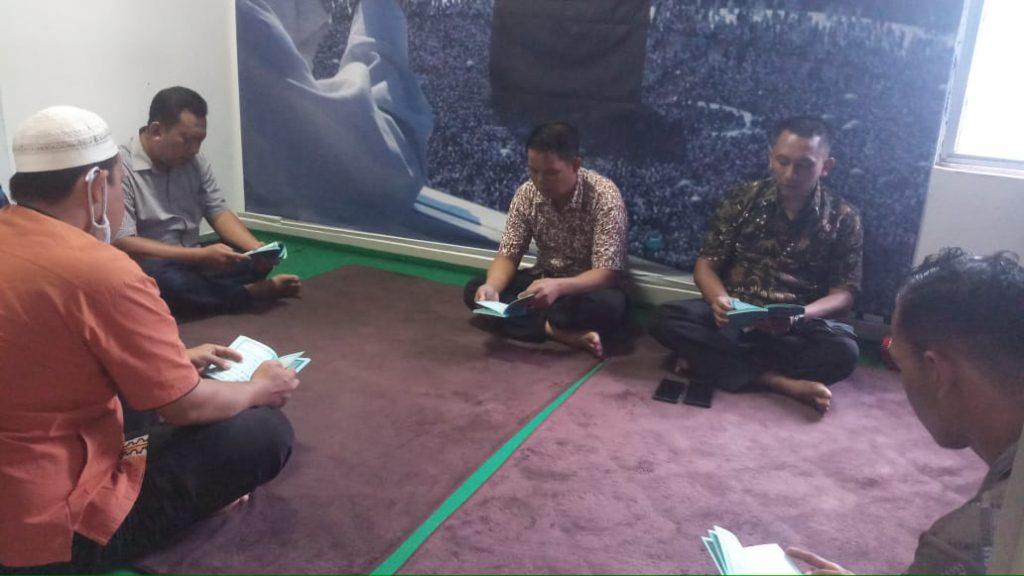 Ibadah Bersama Satpam PTP -  (3)